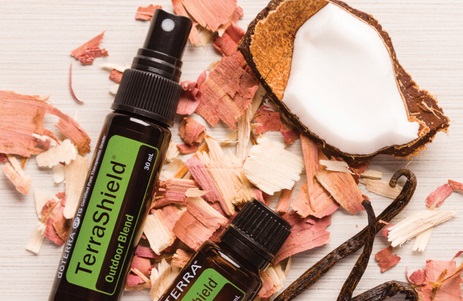 Doterra terrashield bug spray